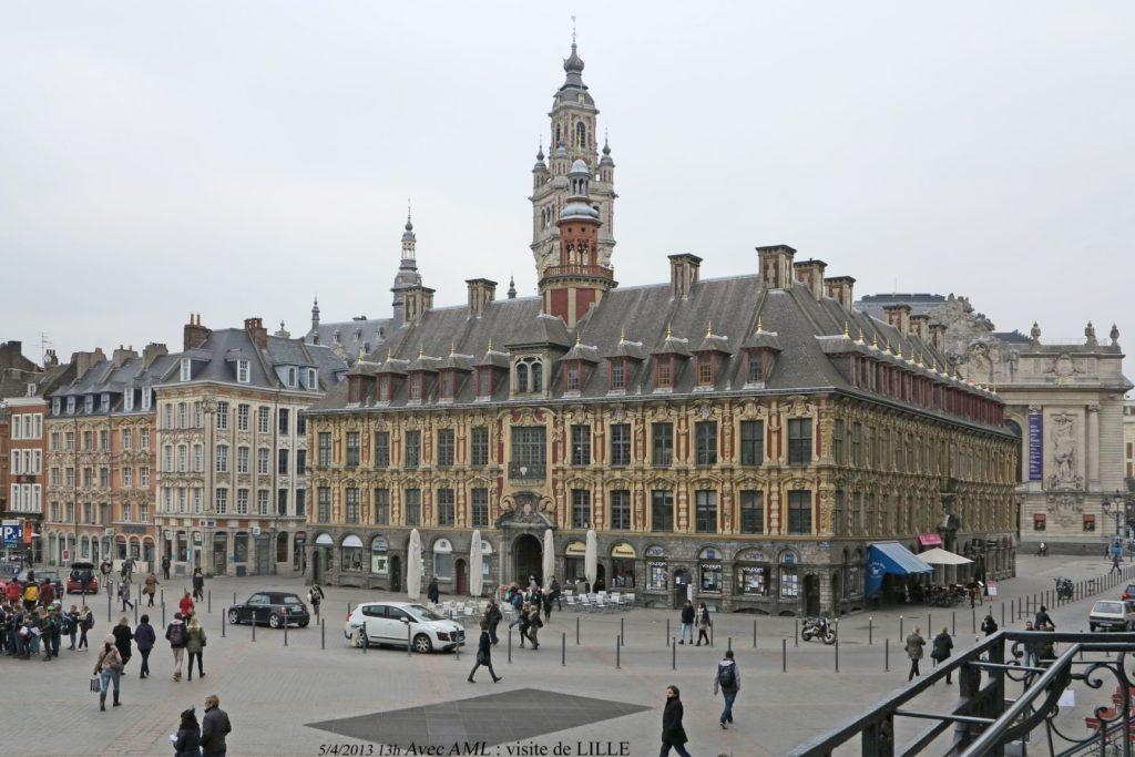 Acchla association pour la connaissance de la culture for Lille capitale des flandres