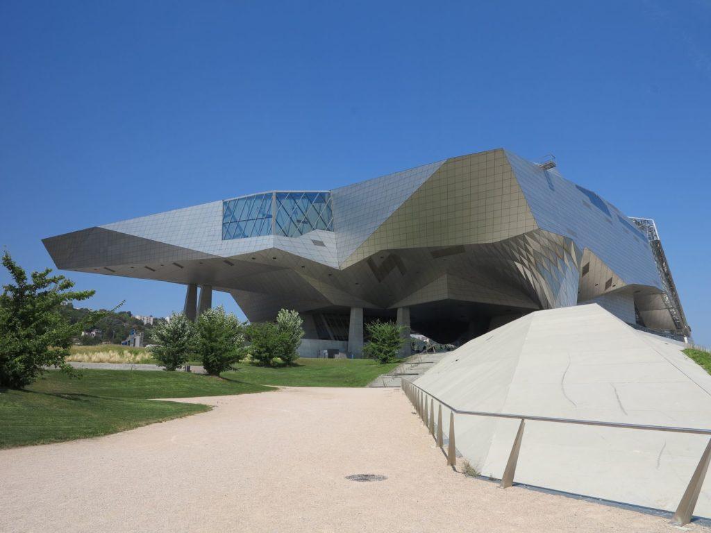 Musée des Confluences, Lyon